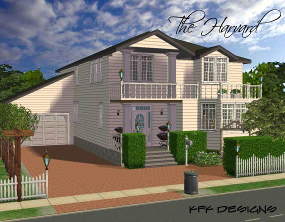 Los sims 2 dise ador de casas taringa for Planos de casas sims
