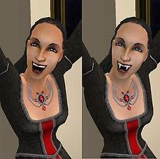 how to meet vampires on sims 2