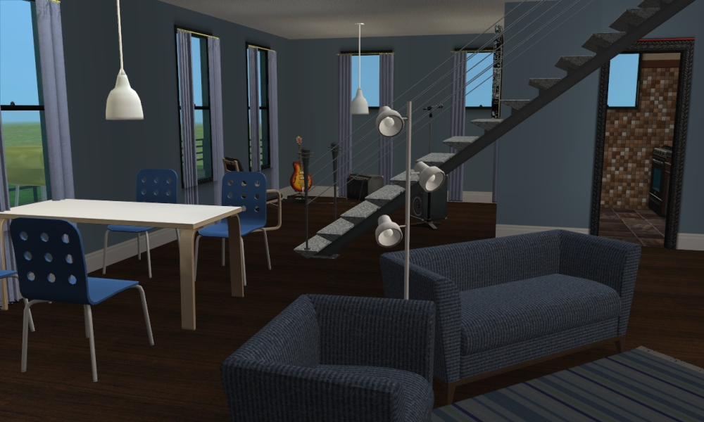 Mod The Sims Pleasantview Home Makeover ContestFinished