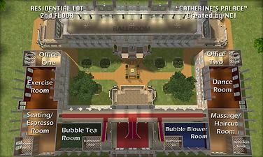 Mod The Sims Nci Catherine S Palace