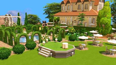 Download free software sims 2 wedding arch mod for Wedding venue software
