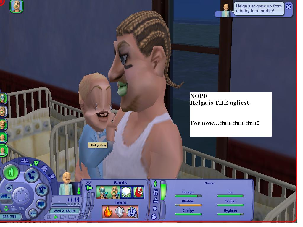 how to meet aliens on sims 2