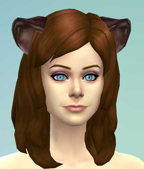 Mod The Sims Wcif Thes Cat Ear Accessories