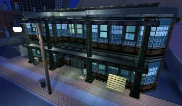 Mod The Sims Dilapidated Police Department