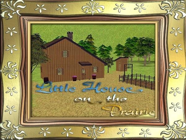 Mod The Sims Little House On The Prairie