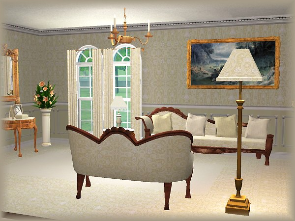 Mod The Sims Quot Voiles Du Sud Quot Set Recolors Victorian