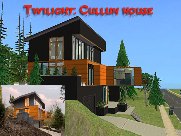 Mod The Sims Twilight Cullen House