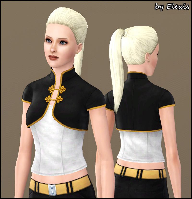 Женская повседневная одежда. MTS_Elexis-1206222-Gold