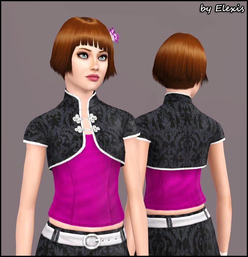 Женская повседневная одежда. MTS_Elexis-1206224-Pink
