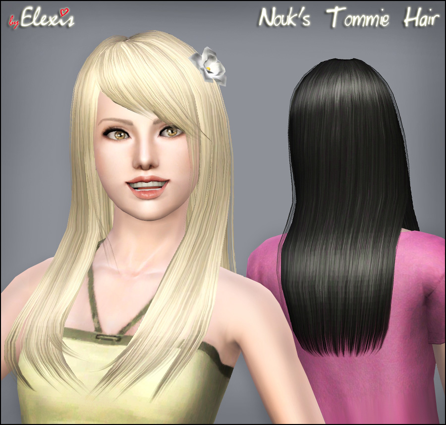 Sims 2 Hairstyles: Converted, For Females
