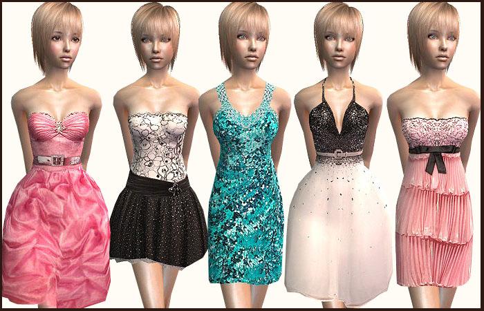 The Sims 2 Tajemnice I Ciekwostki Ciuchy I Makijaż Do Pobrania