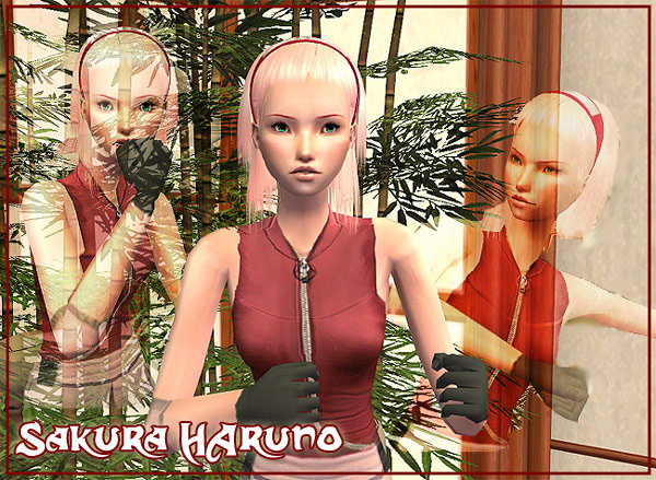 Imagenes de Naruto: Sakura Haruno