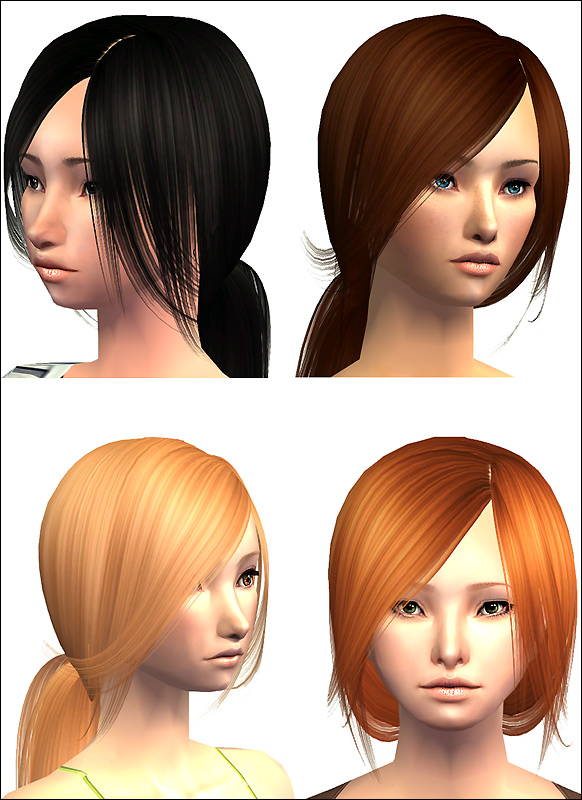 sims 2 hairstyle download. the hair can be found here: