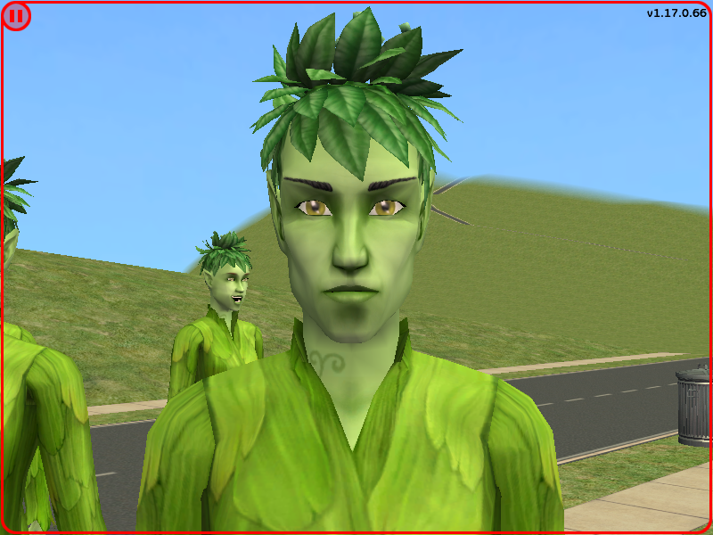 how to become a plantsim sims 3