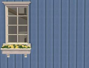 Mod The Sims Vertical Vinyl Siding In 35 Colors