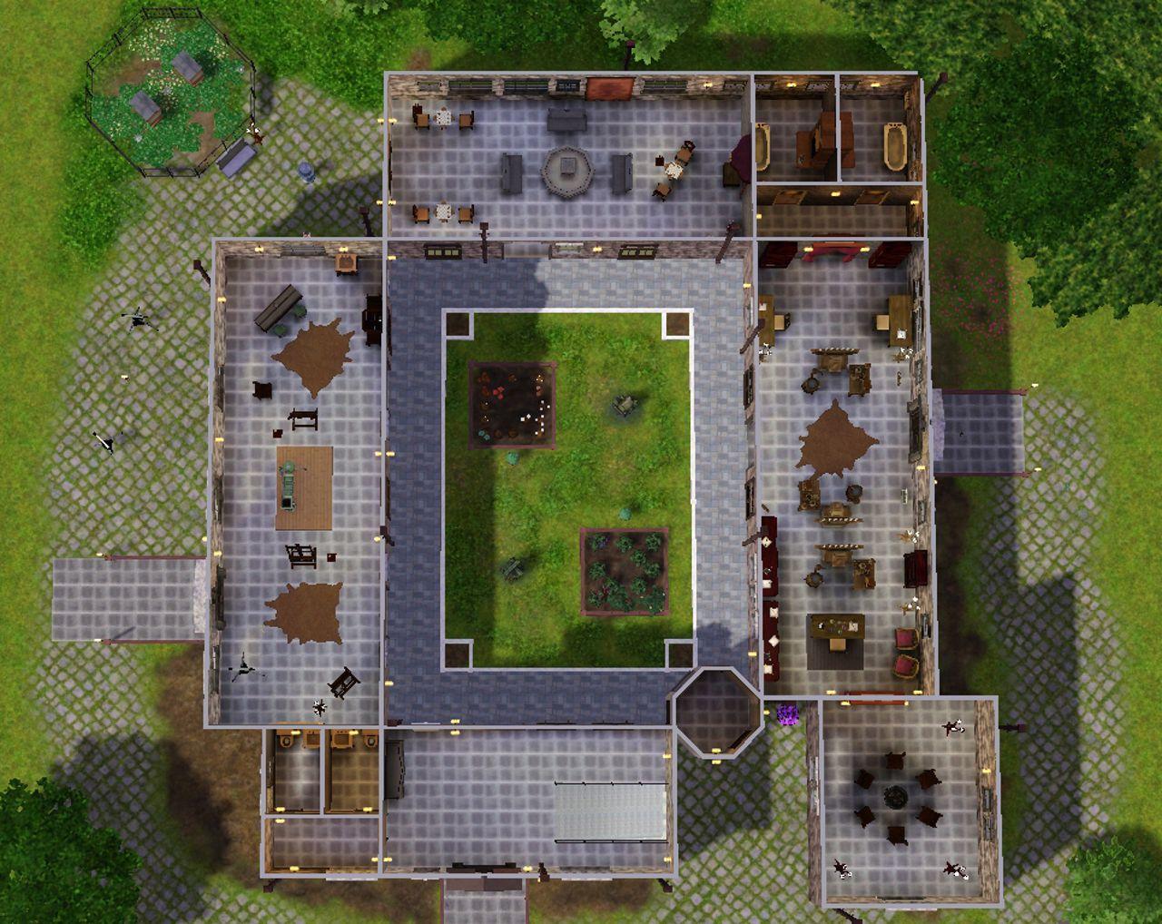 medieval inn floor plan www galleryhip com the hippest