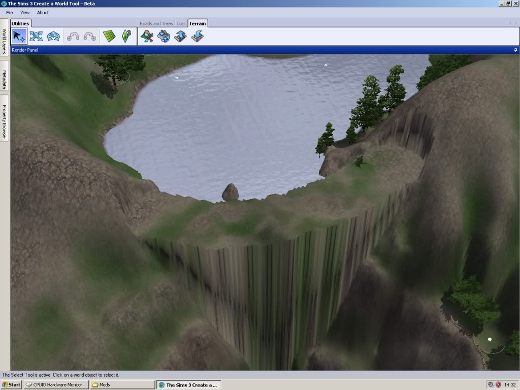 Mod the sims water levels from twinbrook and bridgeport publicscrutiny Gallery