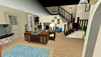 Mod The Sims The Gilmore Girls House