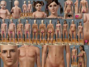 The sims 3 adult mod