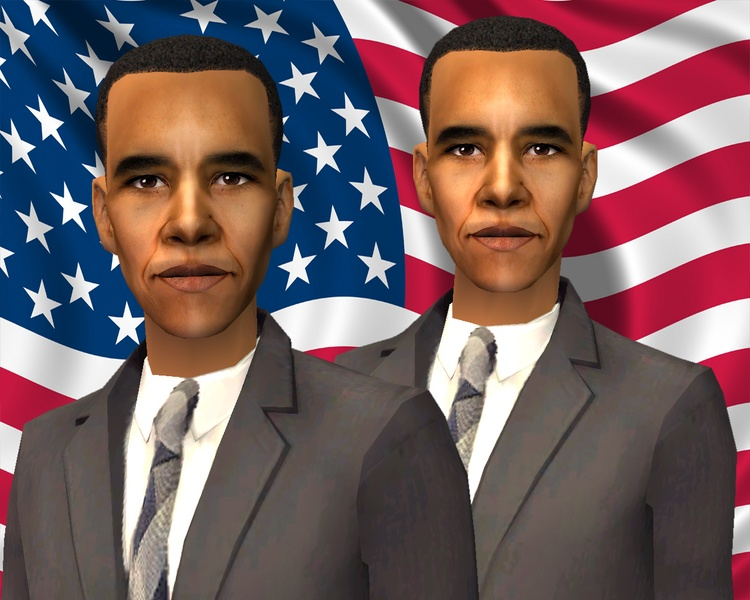 barack obama dating sim