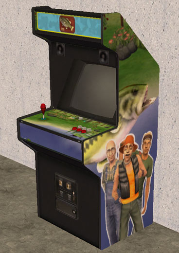 strider arcade machine