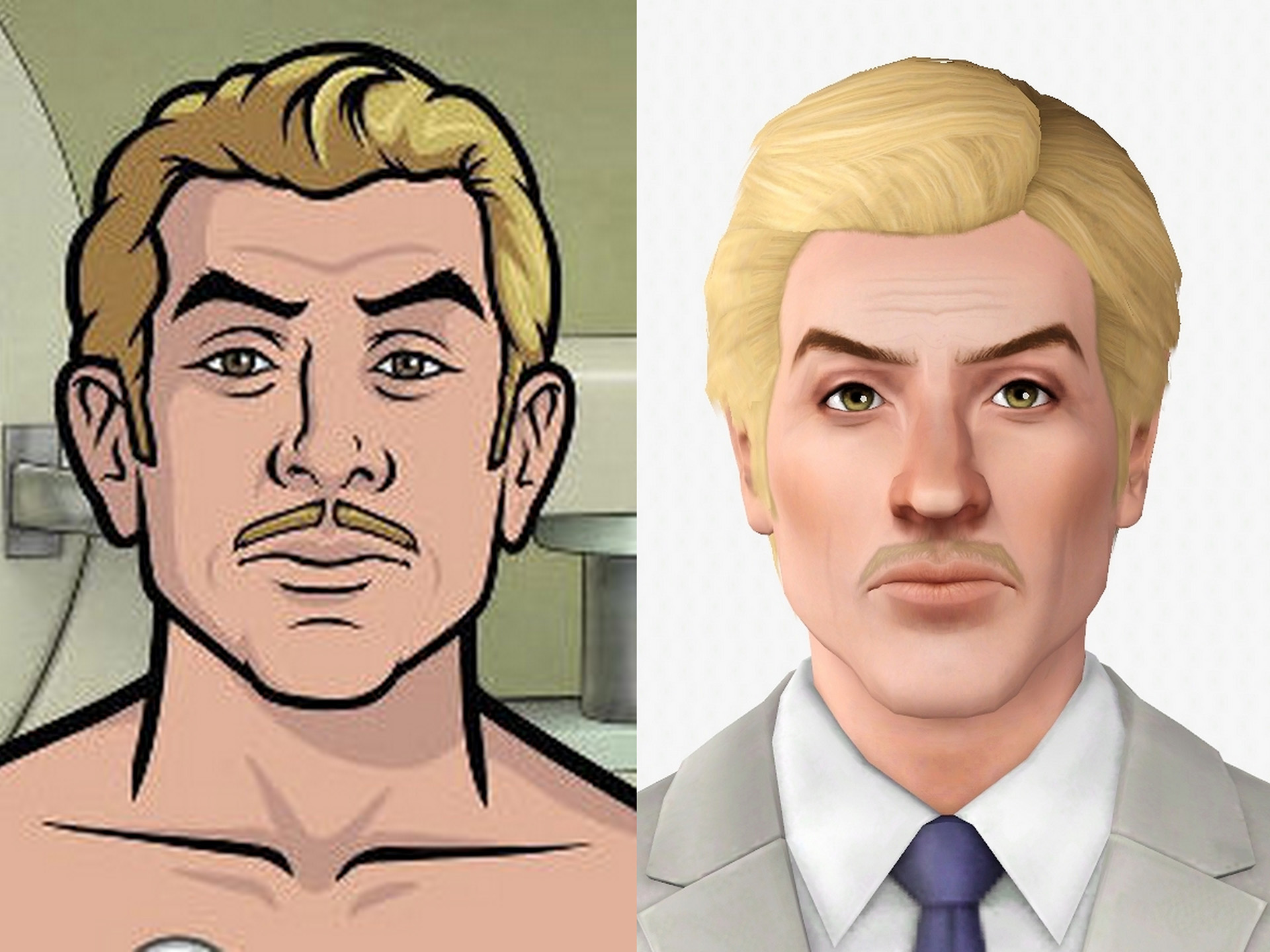 mod the sims the cast of archer con t update 05 26 2017