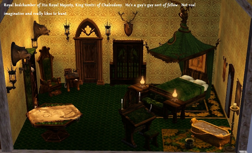Mod The Sims - The Sims 3 Medieval Pictures Sims 1 Objects