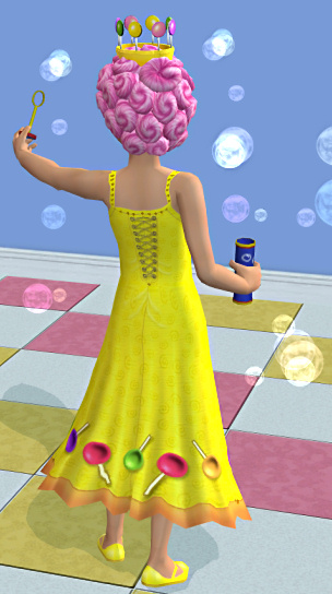 Mod The Sims Princess Lolly Of Candy Land