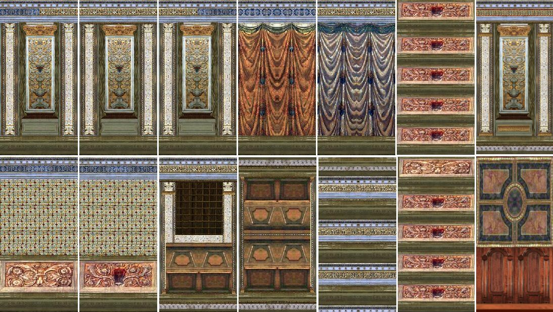 Mod The Sims The Ultimate Ceiling Superset Part 6 Of 7