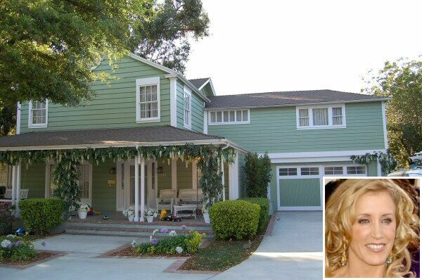 Not desperate housewives wisteria lane houses this