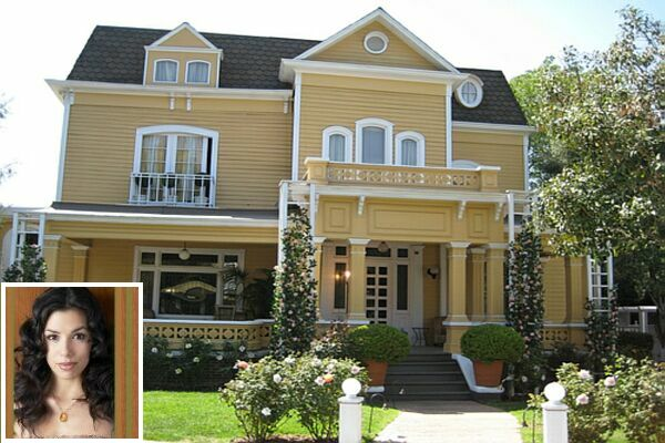 Desperate housewives wisteria lane houses