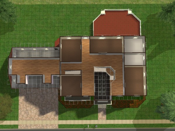 Mod the sims 1900 resident st for Living room 5x3