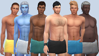 Mod The Sims - Downloads -> Create-a-Sim -> Clothing -> Male