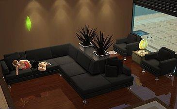 Mod The Sims Dana Modular Sofa