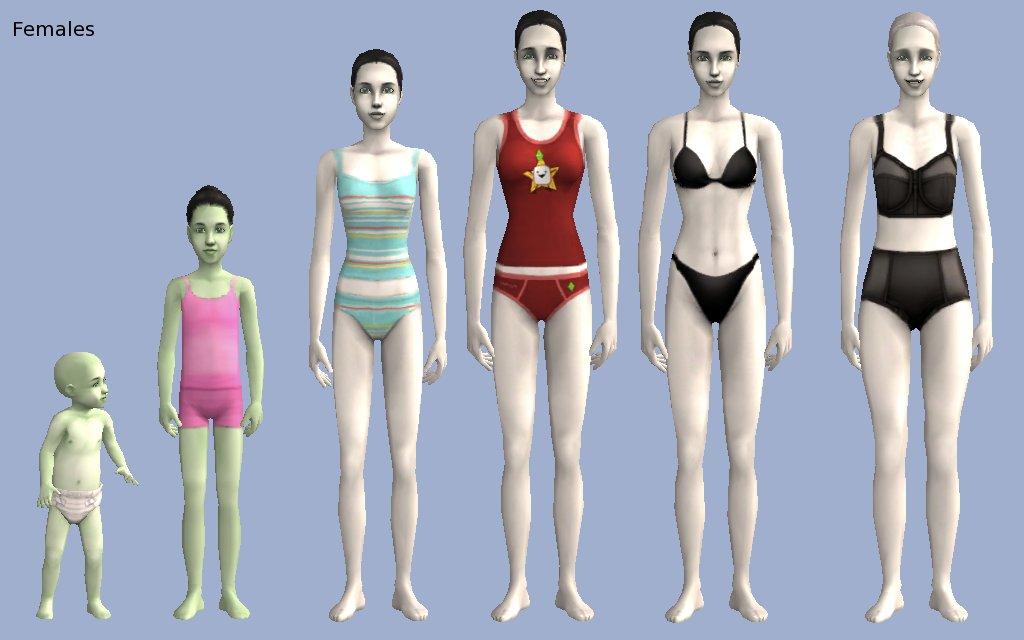 Birth Queen Skin - Mod The Sims