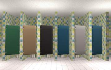 Bathroom Stall Sims 4 mod the sims - downloads -> buy mode ->function -> plumbing