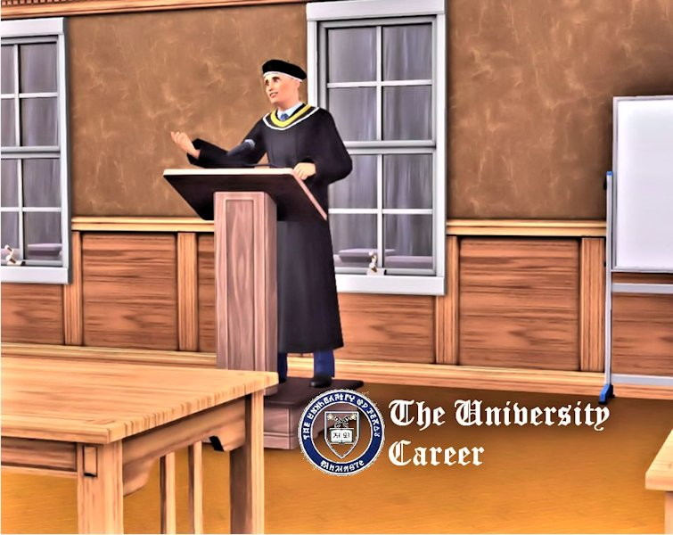sims 2 university dating professor The sims 3: university life is the ninth expansion pack for the socialize and suck up to the professor the sims can ask a sim to attend their.
