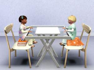 Mod The Sims Universal Toddler Seats
