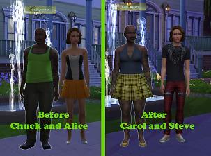 Mod The Sims Change Sim Name Or Gender V7