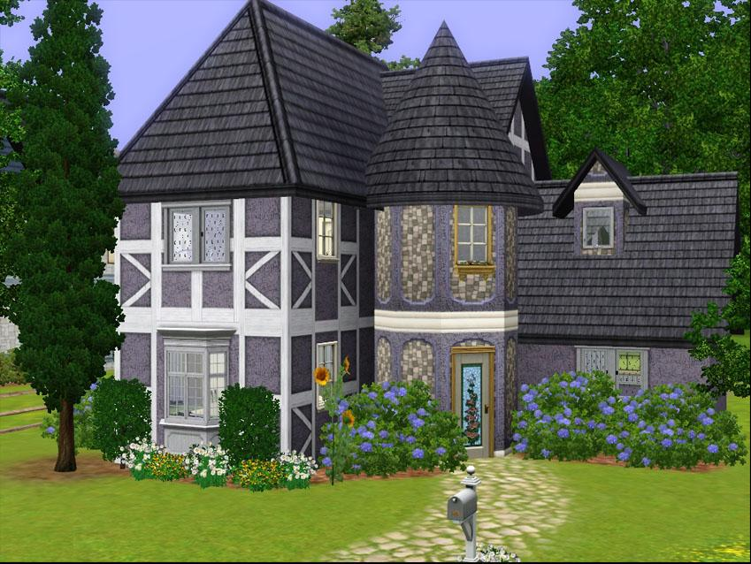 Mod The Sims Country House Couples Starter Under 18k