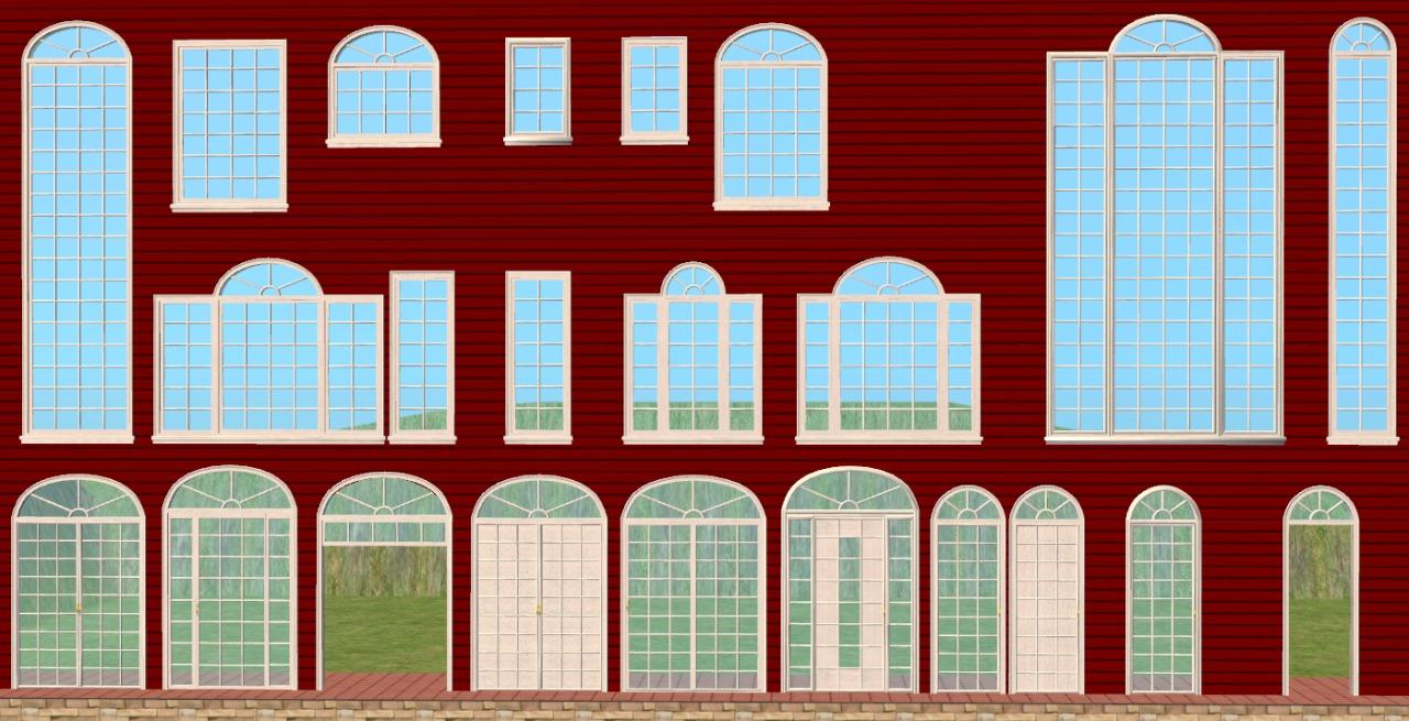 Mod the sims re do la fen tre window expansion set for Affichage fenetre miniature windows 7
