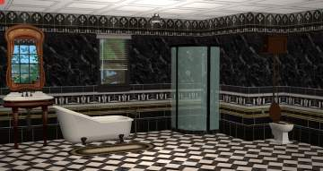 The Art Deco Bathroom