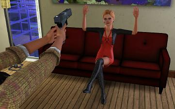 Mod The Sims Quot Hands Up Quot Pose Pack