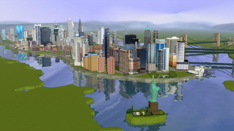 Mod The Sims Sims 3 Quot Big Apple Quot New York City World Update Second Beta Released