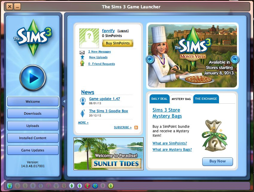 mod the sims sims 3 expansion packs installed yet not content not showing up in game or