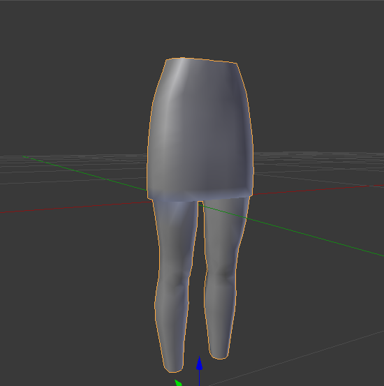 Mod The Sims - Bottomless clothing