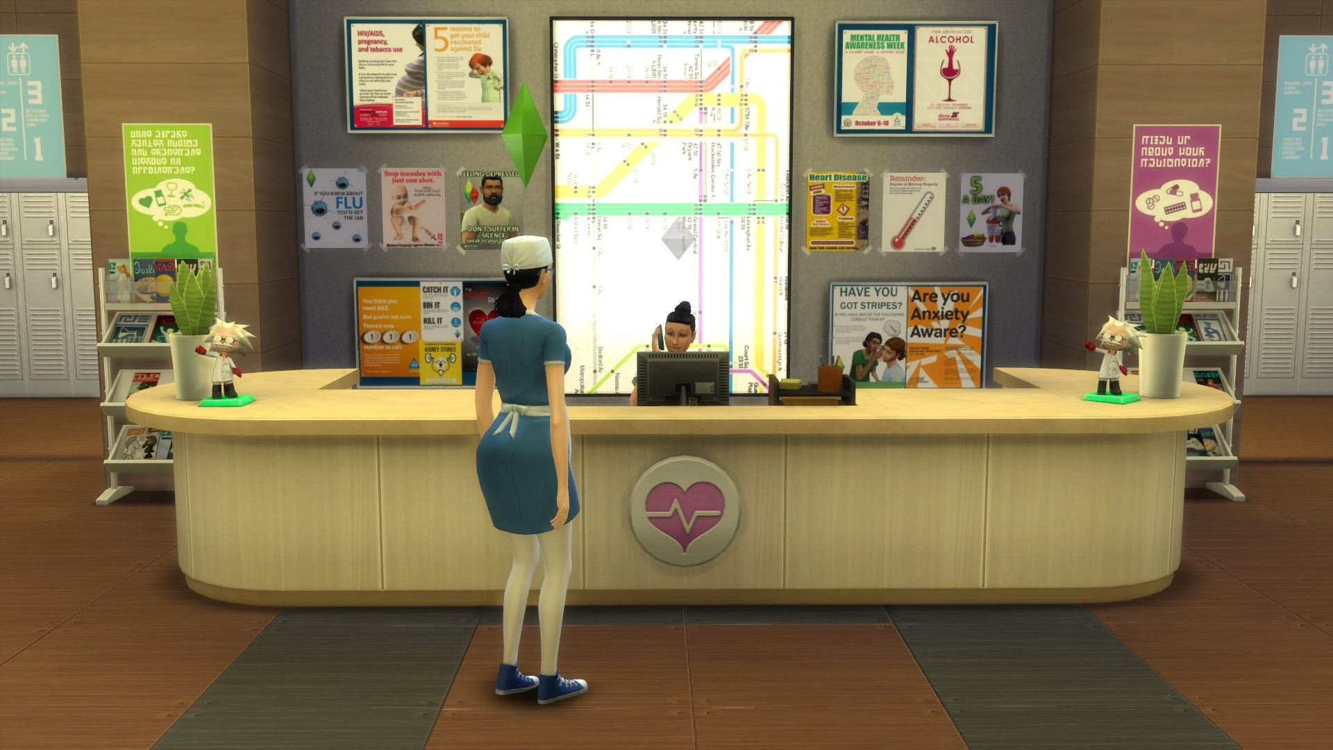 Mod The Sims Florence Nightingale S Memorial Hospital