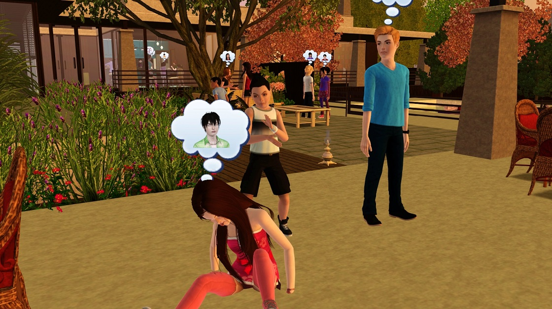 Mod The Sims - What's Happening In Your Game Right Now?