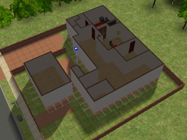 Constrain Floor Elevation False Sims 2 : Mod the sims what just happened to this house