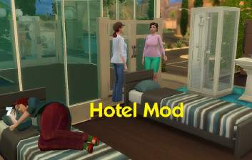 Mod The Sims Hotels V2 7